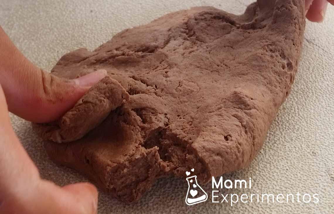 Como hacer plastilina de chocolate casera