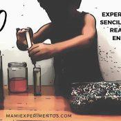 diez experimentos para hacer en casa
