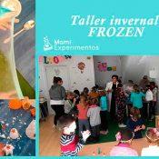 Taller invernal frozen