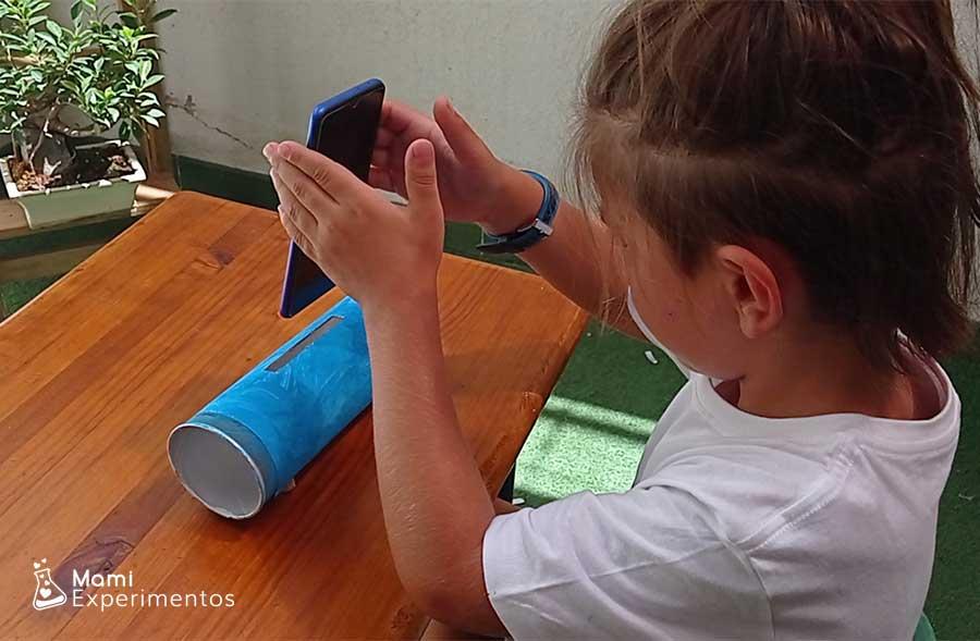Ciencia del sonido con amplificador casero bote pringle