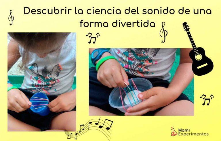 Ciencia del sonido de una forma divertida