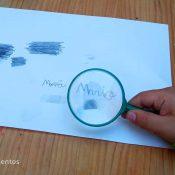 Ciencia detectivesca. Cómo crear huellas dactilares