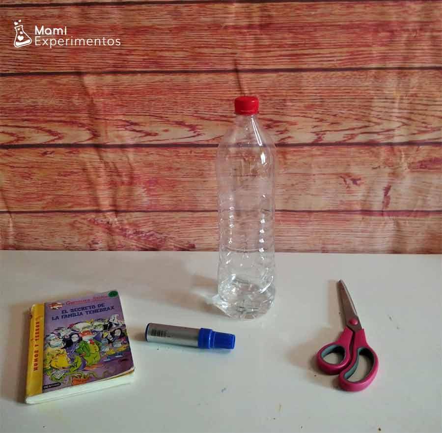 Materiales necesarios para hacer una lupa casera
