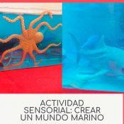 Crear un mundo marino