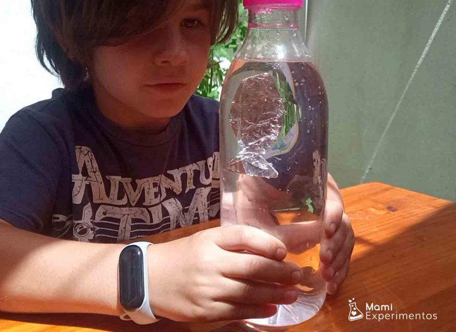 Probando experimento pez cartesiano